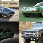 TOP 20 RESTOMOD CLASSIC CARS WITH MODERN HEART